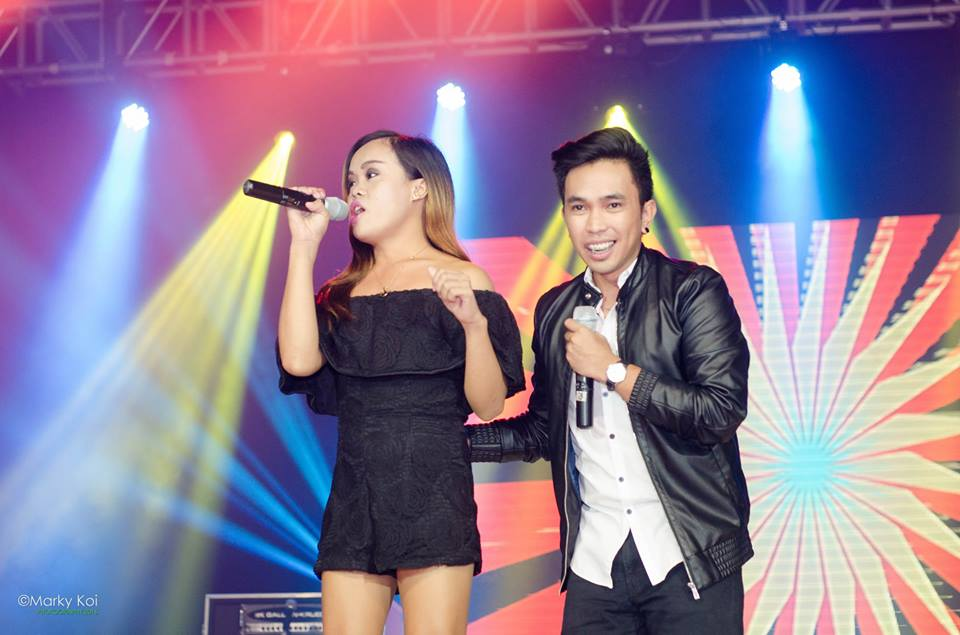 cebu-social-media-stars-medyo-maldito-and-snake-princess-graced-the-stage-with-special-performances
