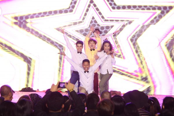 Second batch of the employee competition fascinates the crowd with Hairspray dance rendition