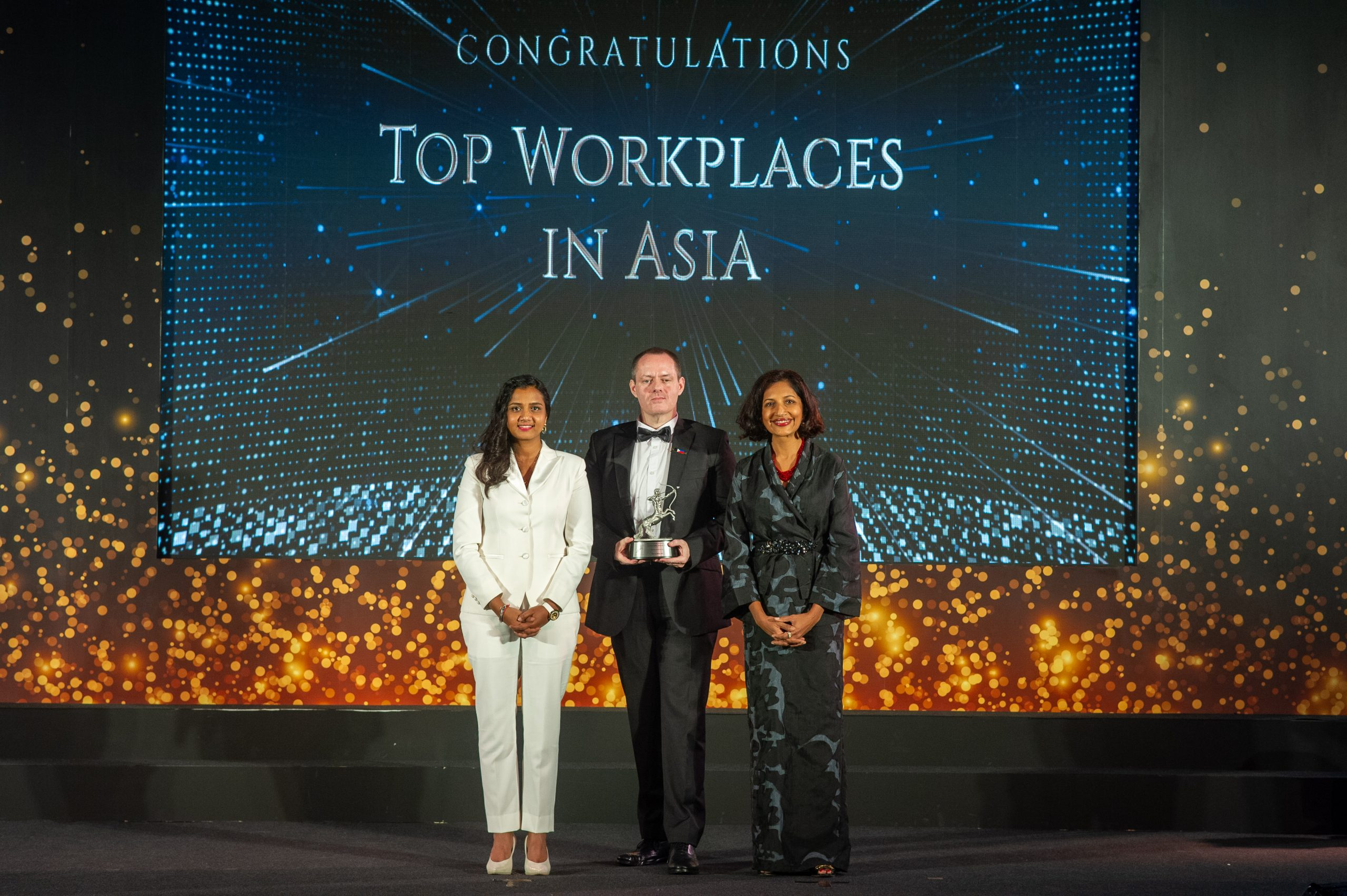 SYKES Sets the Bar for Global Excellence as one of the Top Workplaces in Asia