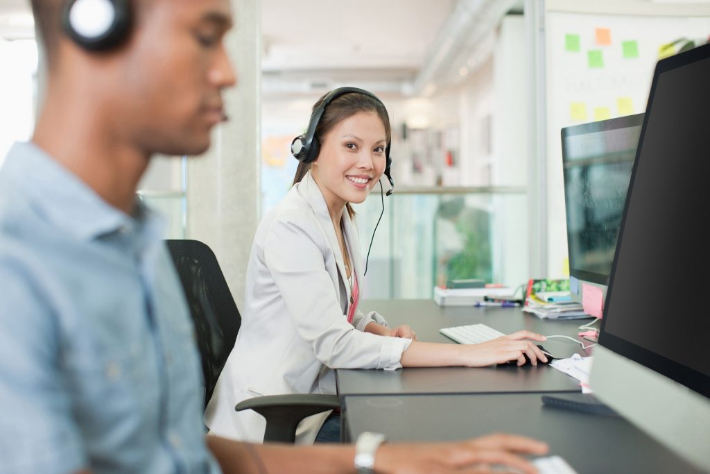 Technology Management Image: Insurance Call Center & Customer Service Outsourcing